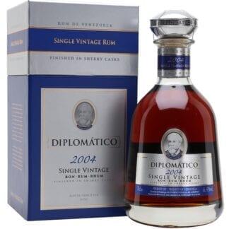Diplomatico Single Vintage 2004 43% 0