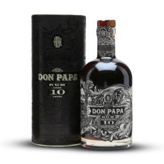 Don Papa 10yo 43% 0
