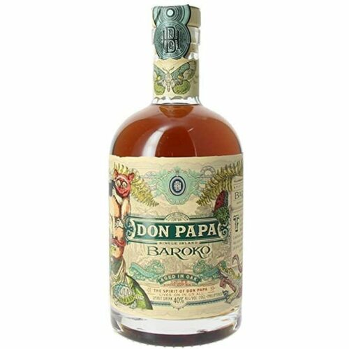 Don Papa Baroko 40% 0