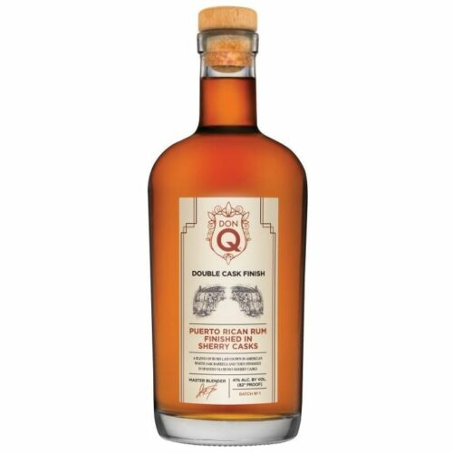 Don Q Double Aged Sherry Cask Finish 41% 0