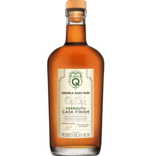 Don Q Double Aged Vermouth Cask Finish 40% 0