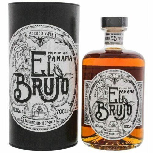 El Brujo Rum 40% 0