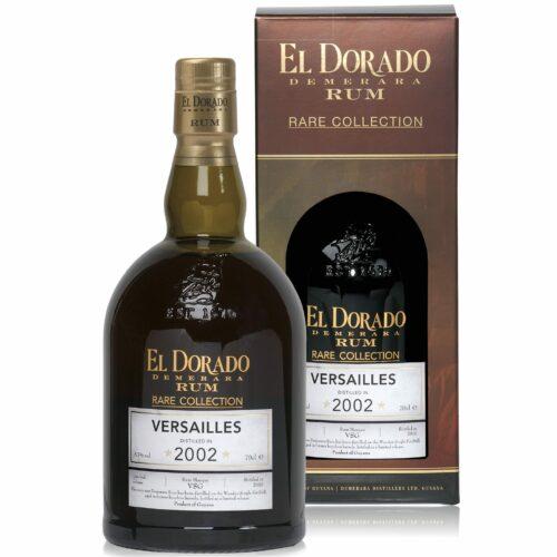 El Dorado Versailles 2002 63% 0
