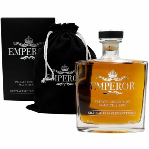 Emperor Rum Private Collection 42% 0