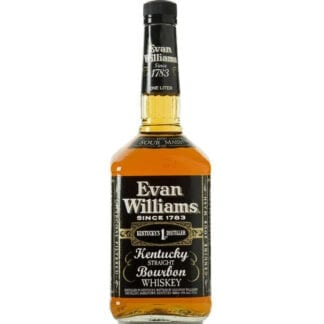 Evan Williams Black 43% 0