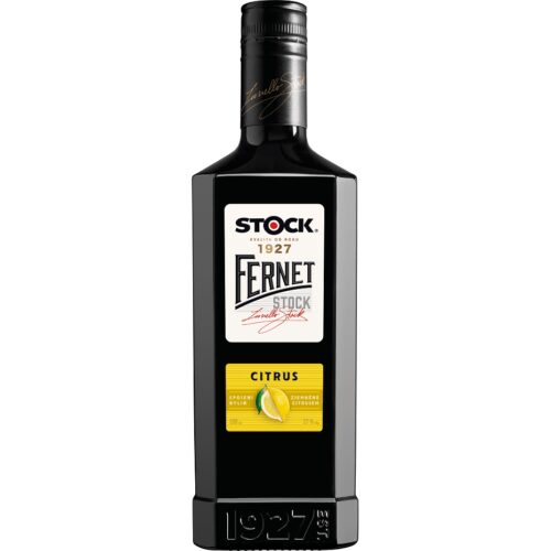 Fernet Stock Citrus 27% 0
