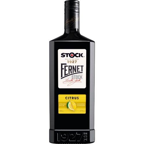 Fernet Stock Citrus 27% 1l