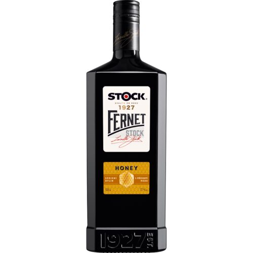 Fernet Stock Honey 27% 0