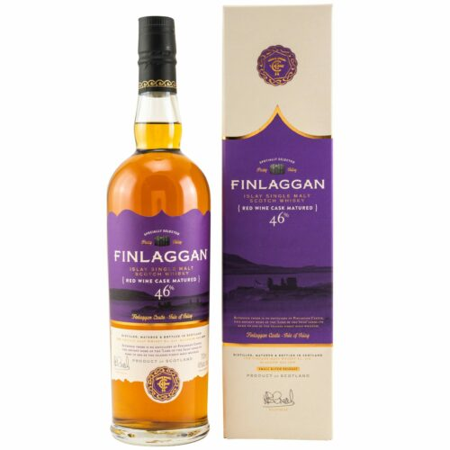 Finlaggan Red Wine Finished 46% 0
