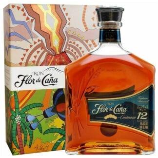 Flor de Caňa Centenario 12yo box 40% 0