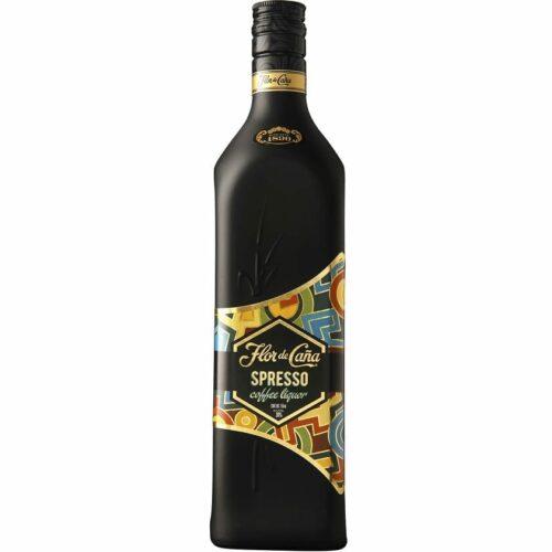 Flor de Cana Spresso Coffee Liquer 30% 0