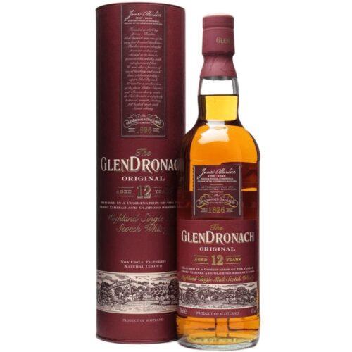 GlenDronach 12yo 43% 0