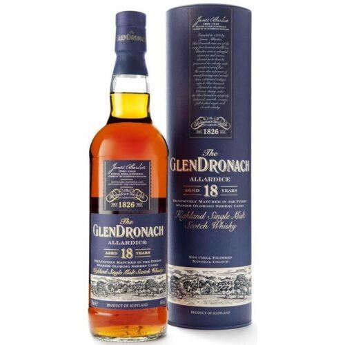 GlenDronach 18yo Allardice 46% 0