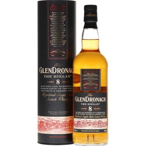 GlenDronach The Hielan 8yo 46% 0