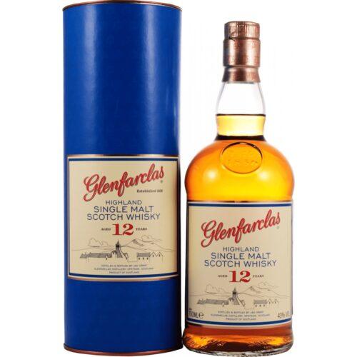 Glenfarclas 12yo 43% 1l