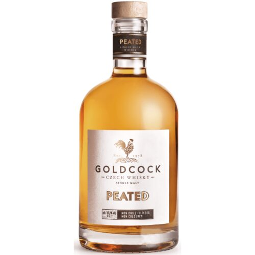 Gold Cock Peated 4yo 49