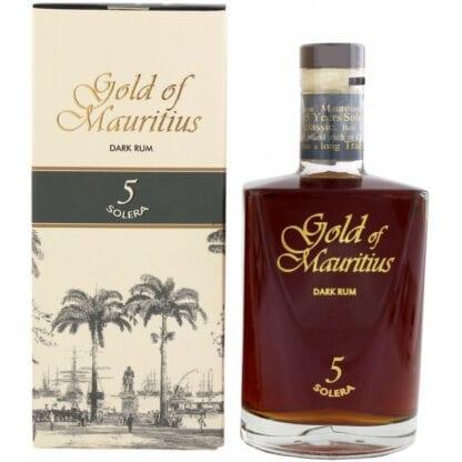 Gold of Mauritius 5yo 40% 0