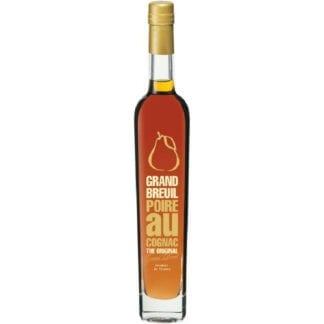 Grand Breuil Poire au Cognac 38% 0