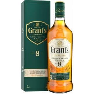 Grant's Sherry Cask Finish 8yo 40% 0