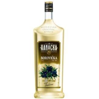 Hanácká Borovička 38% 1l