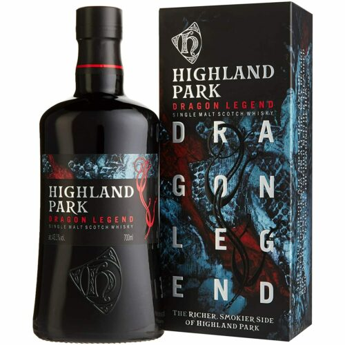 Highland Park Dragon Legend 43