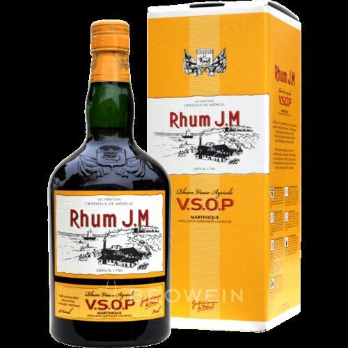 J.M Rhum VSOP 43% 0