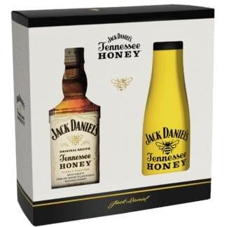 Jack Daniel's Honey + termoska 35% 0