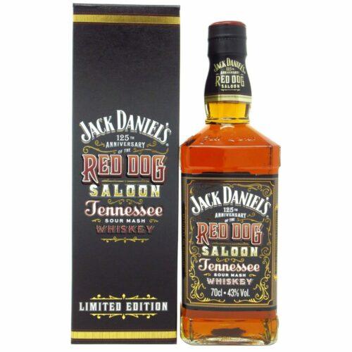 Jack Daniel's Red Dog 43% 0