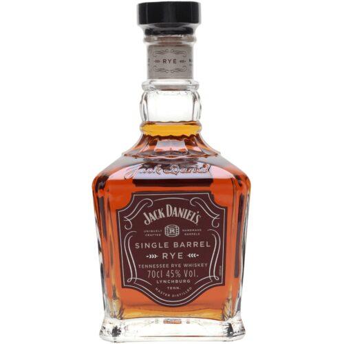 Jack Daniel's Single Barrel Rye 45% 0