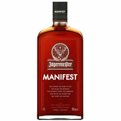 Jägermeister Manifest 38% 1l