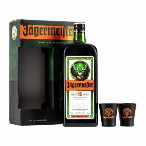 Jägermeister Travellers Exclusive 35% 1