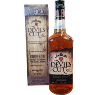 Jim Beam Devil's Cut box 45% 0