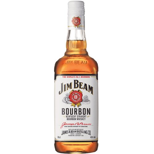 Jim Beam White Label 40% 0