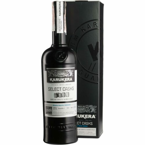 Karukera Select Casks 2009 45% 0