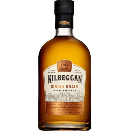 Kilbeggan Single Grain 43% 0