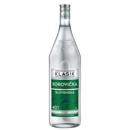 Klasik Borovička Slovenská 40% 1l