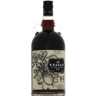Kraken Black Spiced 94 Proof 47% 1l