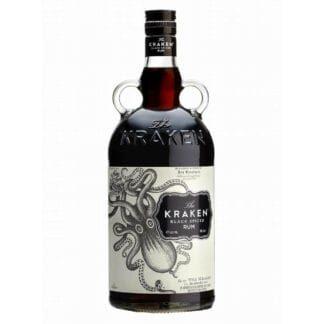 Kraken Black Spiced Rum 40% 0
