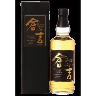 Kurayoshi Pure Malt 18yo Japanese Whisky 50% 0