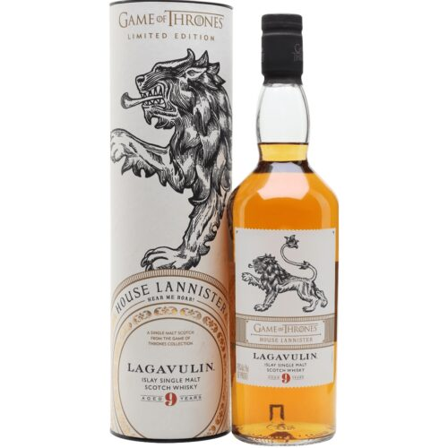 Lagavulin 9yo Game of Thrones House Lannister 46% 0