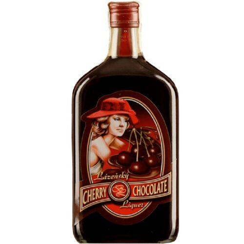Lázeňský Cherry Chocolate Liquer 20% 0