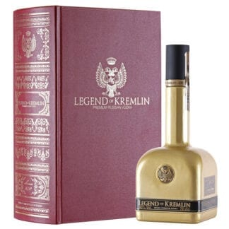 Legend of Kremlin Gold in Red Book 40% 0
