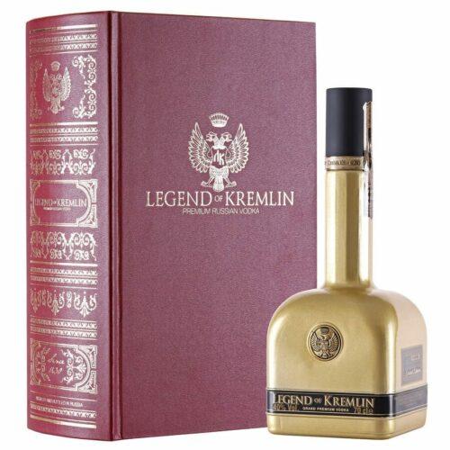 Legend of Kremlin Gold in Red Book 40% 0