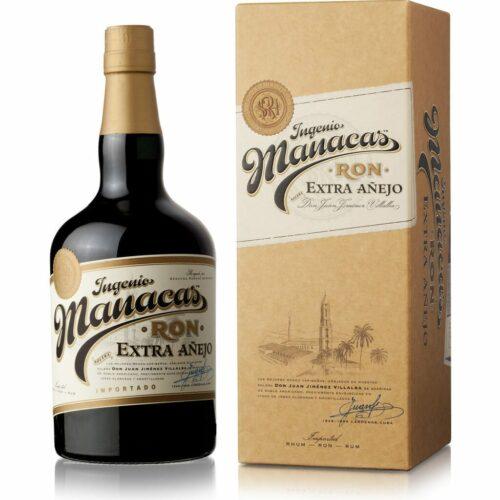 Manacas Extra Anejo 38% 0