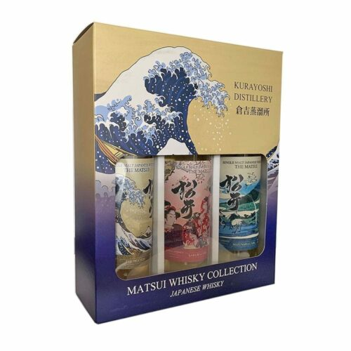 japanesse whisky matsui 3x0,2l