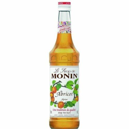 Monin Apricot Brandy Liqueur 20% 0