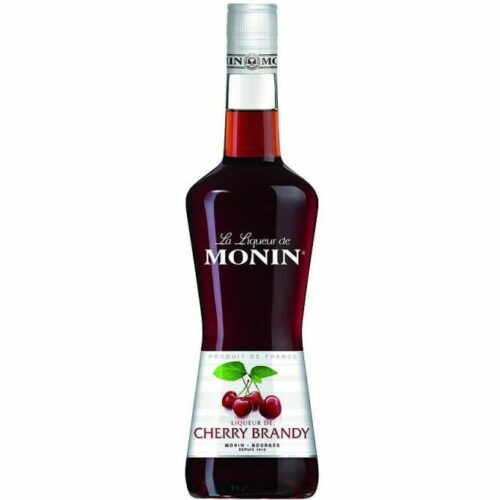 Monin Cherry Brandy Liqueur 24% 0