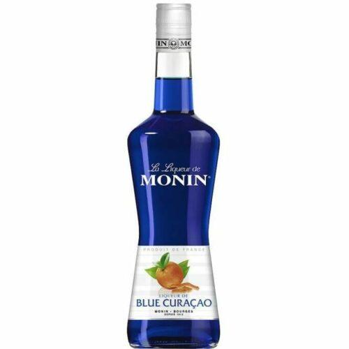 Monin Liqueur de Blue Curacao 20% 0