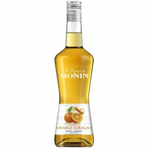 Monin Liqueur de Orange Curacao 24% 0