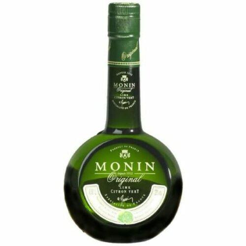 Monin Original Lime Vert Liqueur 33% 0